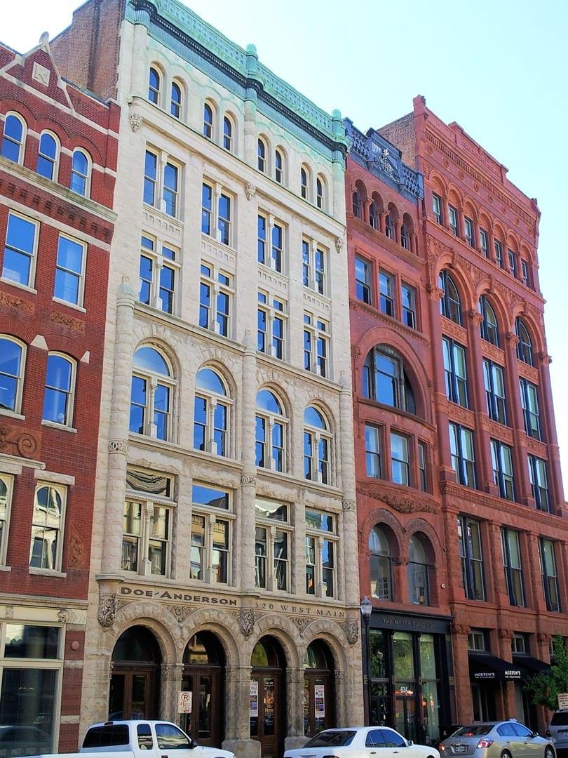 Main Street History