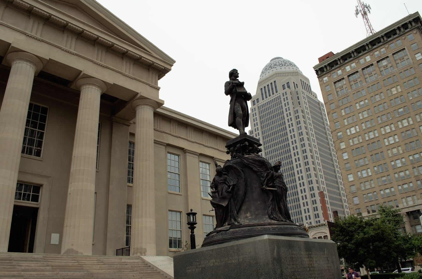 Beautiful Downtown Louisville