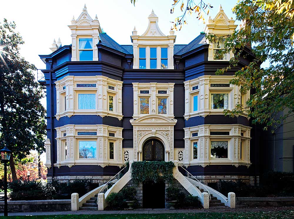 Old Louisville Mansions